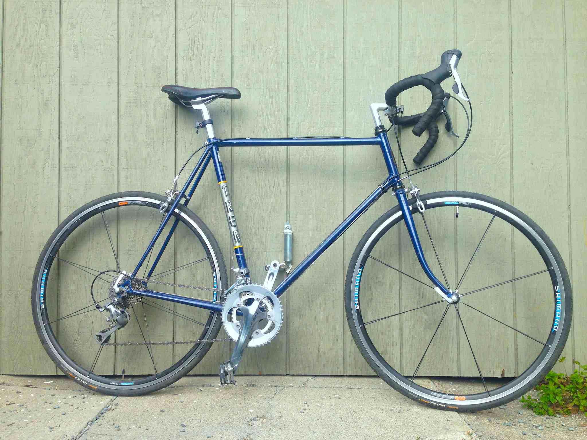 bike eleven: trek roadie (tecznotes)
